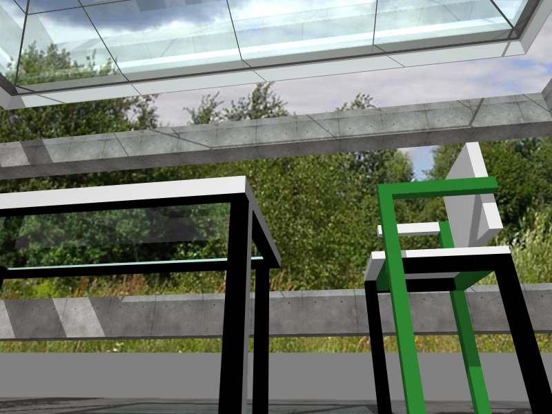 doric salon green  tablehh