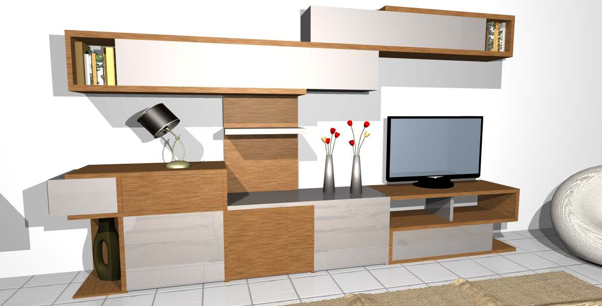 Buffet & Tv Custom Design Furniture
