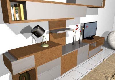 Buffet & Tv Custom Design Furniture
