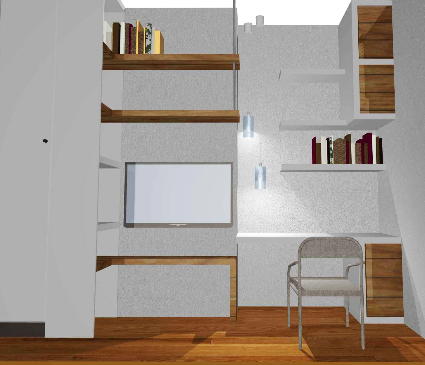 & Working Space-Apartment In Voula Athens